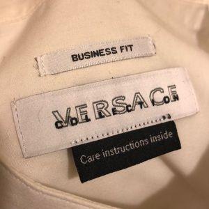 Versace 100% cotton $20 only! Crisp feel